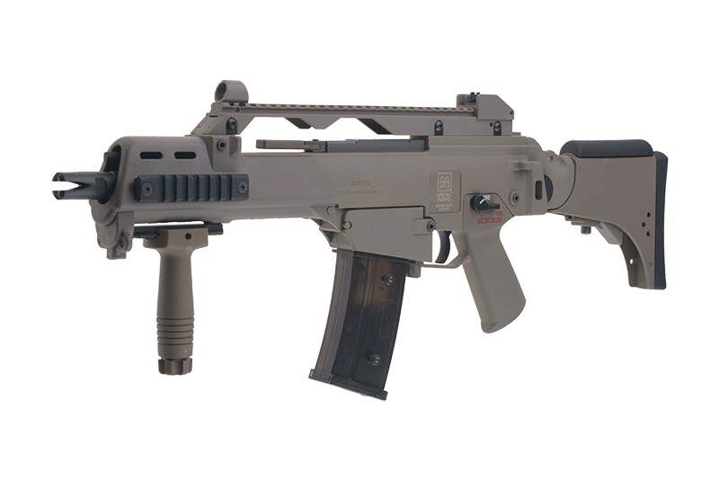 SPECNA ARMS Replika karabinka SA-G12V E&C™ EBB Tan