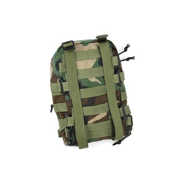 TMC Plecak Mini Assault Backpack Woodland