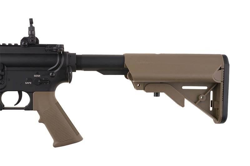"""SPECNA ARMS Replika karabinka SA-B12 SAEC™ KeyMod 8"""" Half-Tan"""