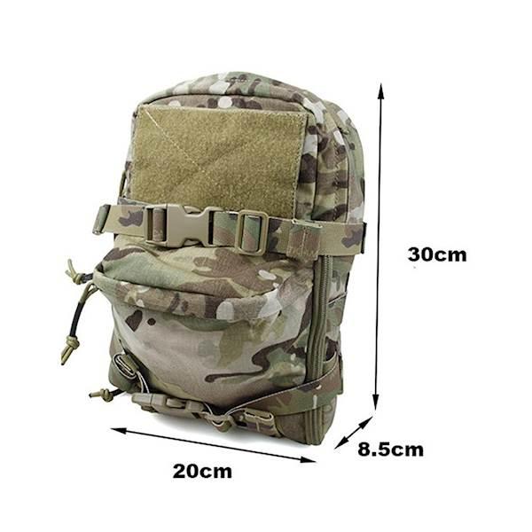TMC Plecak Mini Assault Backpack Multicam