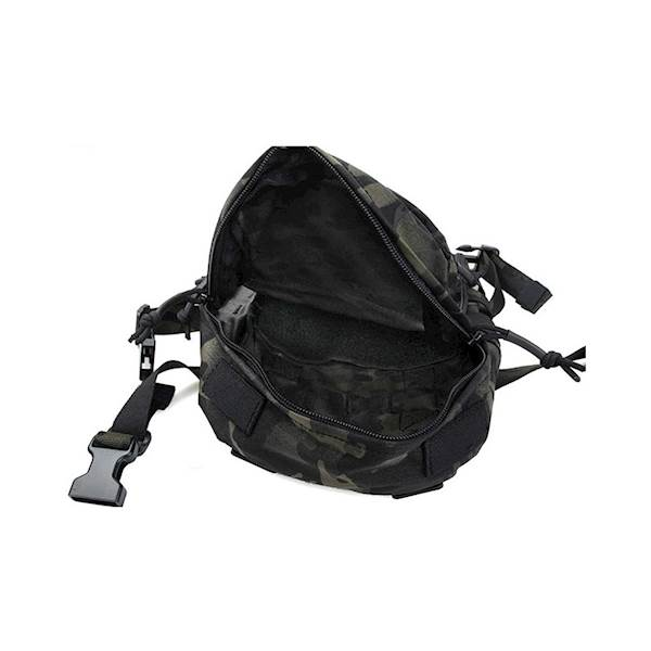 TMC Plecak Mini Assault Backpack MultiCam Black