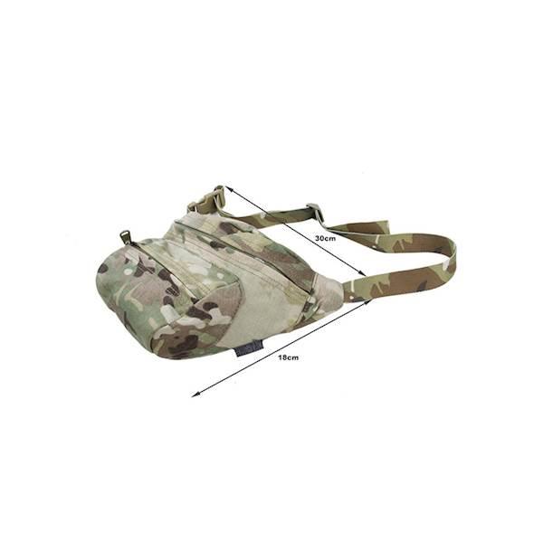 TMC Biodrówka Marsoc Style Waist Pack MultiCam