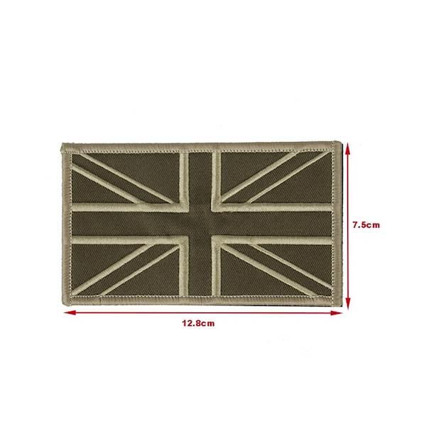 TMC Patch UK Low Vision Flag