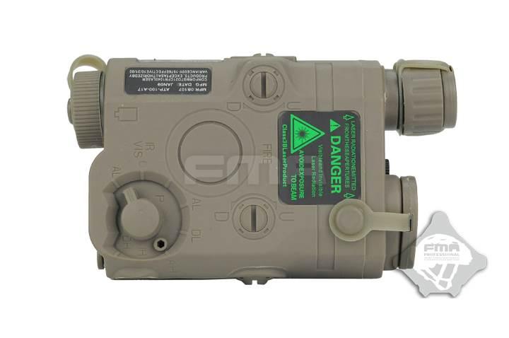 FMA Atrapa AN/PEQ 15 pojemnik na akmulator FG