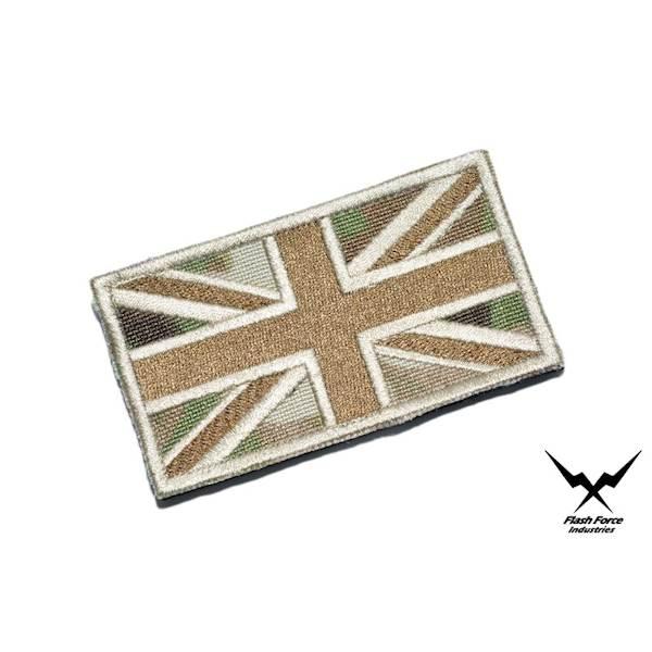FFI Patch UK Flag MultiCam
