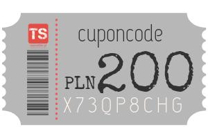 Bon Upominkowy 200 PLN