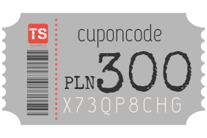 Bon Upominkowy 300 PLN