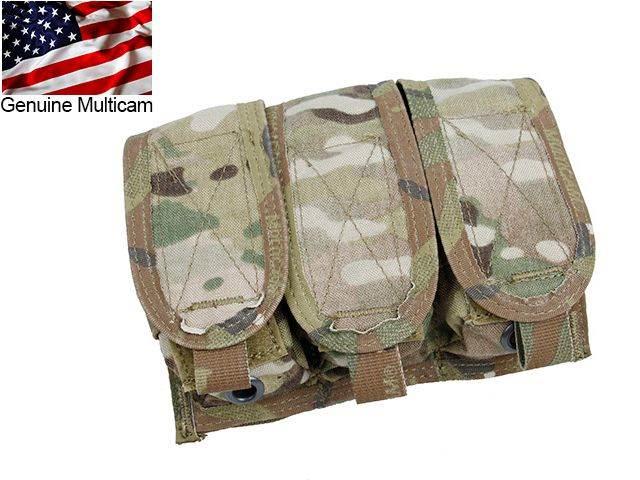 TMC Ładownica na granaty 3x40mm PT style MultiCam
