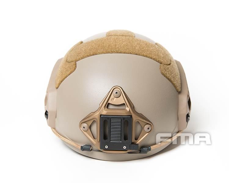 FMA Replika hełmu MARITIME Thick&Heavy DE M/L