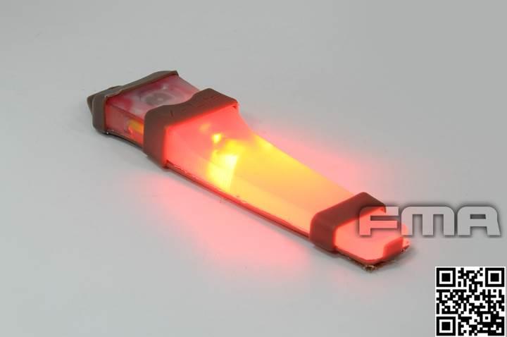 FMA Marker świetlny FXUKV Lite Red