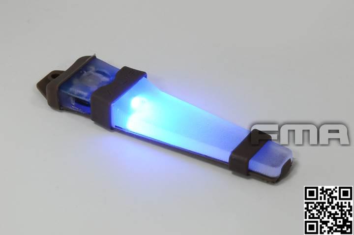 FMA Marker świetlny FXUKV Lite Blue
