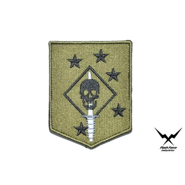 FFI Patch MARINE RIDERS Sword (OD)