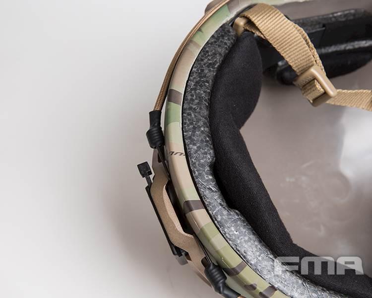 FMA Replika hełmu MARITIME Thick&Heavy MC M/L
