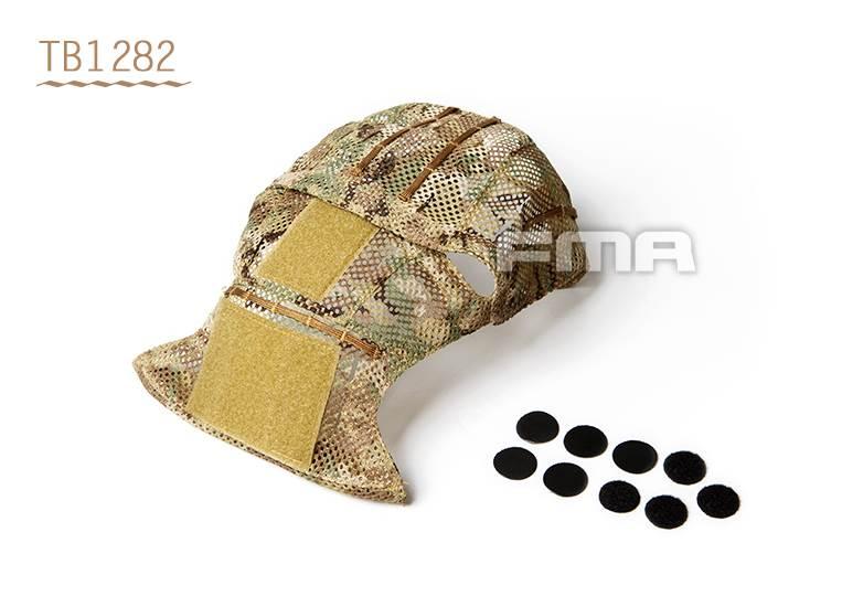 FMA Pokrowiec na hełm CP AssaultFrame MultiCam