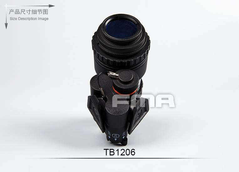 FMA Replika noktowizora AN/PVS-18 1:1 metal