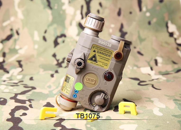 FMA Replika AN/PEQ LA5-C Upg. ver. Green laser DE