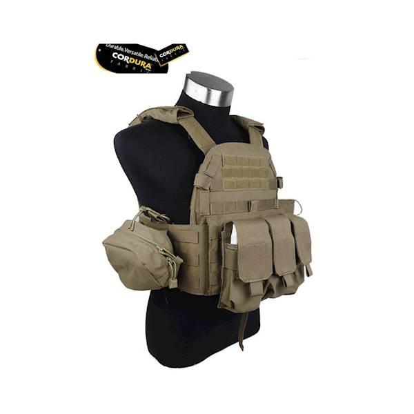 TMC Kamizelka MP94A (LBT6094 style) + kpl. ład.CB