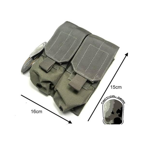 TMC Ładownica podwójna M4/M16 Ranger Green