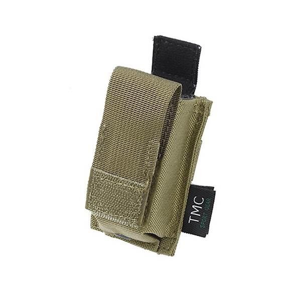 TMC Ładownica pojedyncza Hard Shell pistol. Khaki
