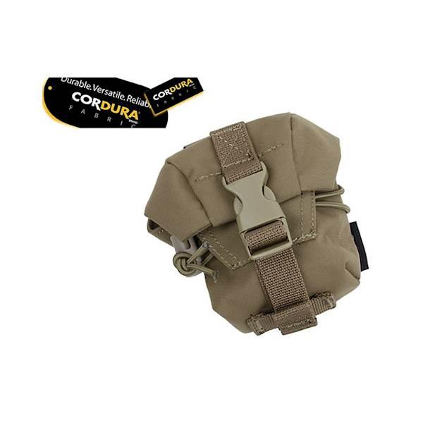 TMC Ładownica na granat FRAG Coyote Brown