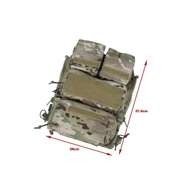 TMC ZIP-ON Panel 2.0 Cargo do JPC2.0/CPC/AVS MC