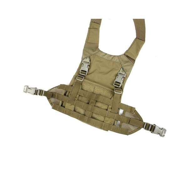 TMC Panel do MBAV Low Profile Molle Chest Rig MC