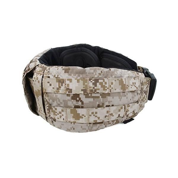 TMC Pas Low Profile Tactical Belt AOR1