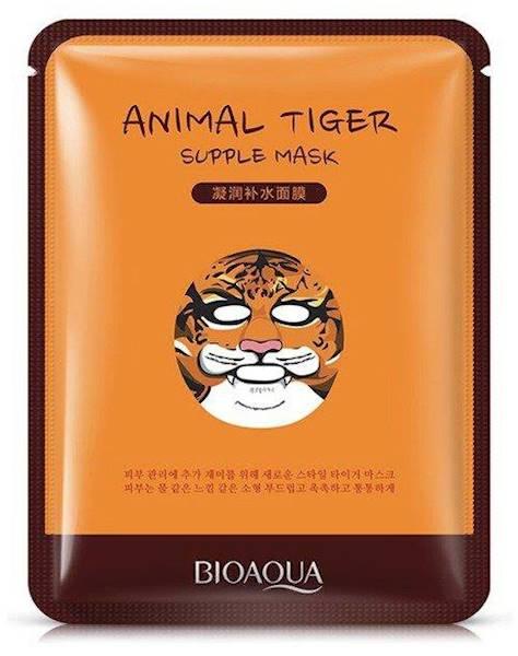 BIOAQUA Animal Tiger Supple Mask