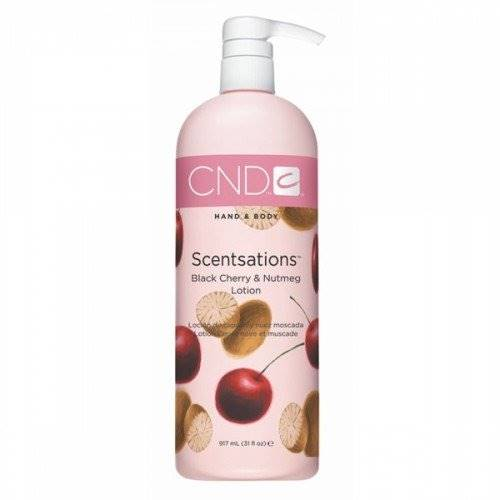 CND Scentsations Black Cherry & Nutmeg Lotion