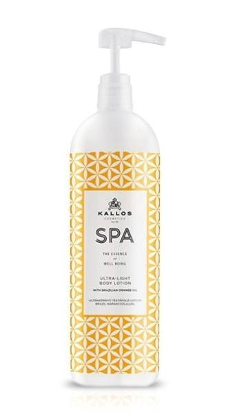 KALLOS SPA Ultra-Light Body Lotion