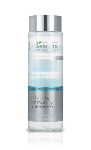 BIELENDA Hyaluronic Micellar Make-Up Remover