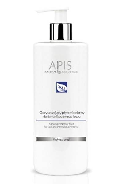 APIS Cleansing micellar fluid for makeup removal