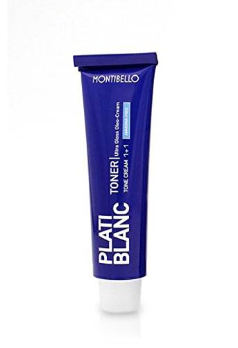 MONTIBELLO PlatiBlanc Toner Ultra Gloss Oleo-Cream