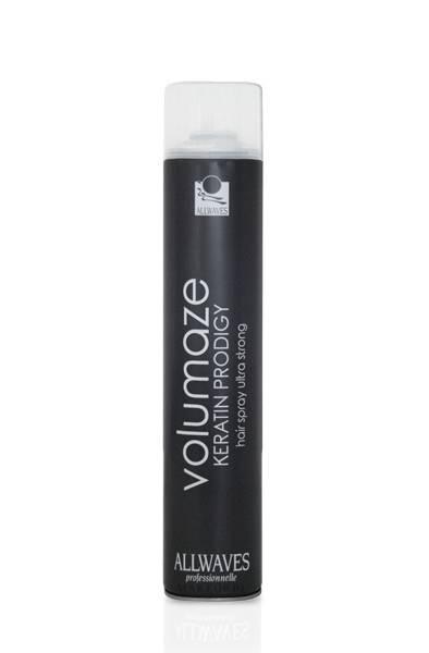 ALLWAVES Volumaze Keratin Prodigy Hair Spray