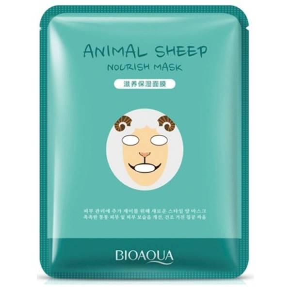 BIOAQUA Animal Sheep Nourish Mask