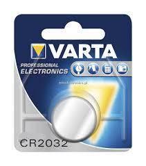 BATERIA VARTA CR2032 3,0V