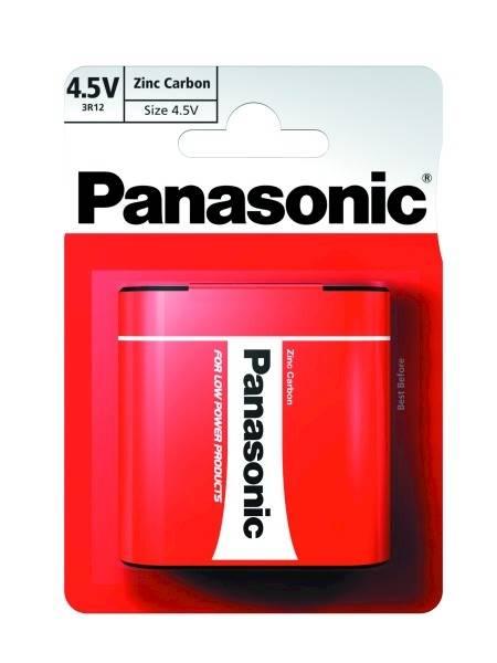 BATERIA PANASONIC 3R12R/1P