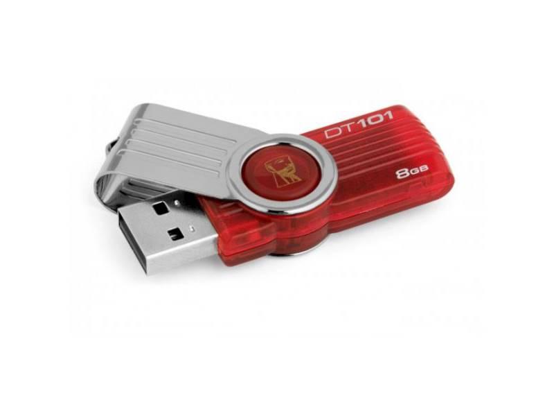 DYSK PRZENOŚNY USB 2.0 KINGSTON DT101 G2 8GB