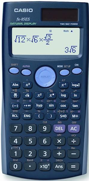 ELEKTRONICZNY KONSULTANT NAUKOWY  FX-85ESPLUS-S