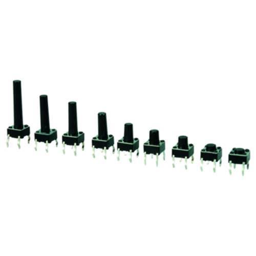 MIKROPRZYCISK 6X6X6/2,5mm 0,5mm