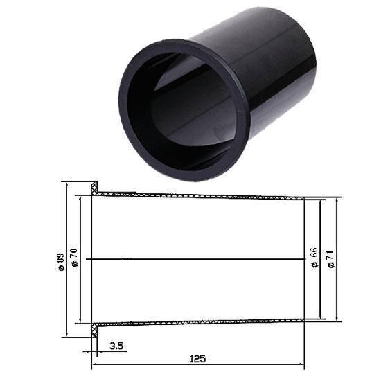 BASS REFLEX 7,1cm x 12,4cm 0851