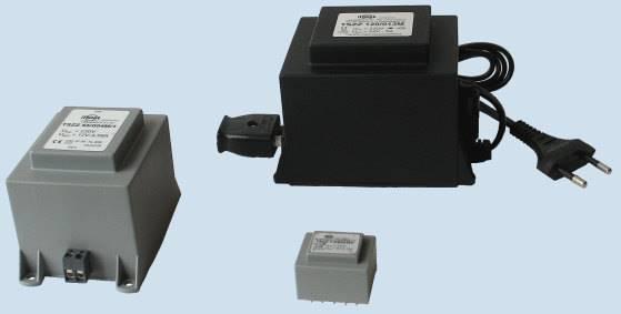 TRANSFORMATOR TSZZ [230V/2x12V-2x0,1A] 2,5/008MP