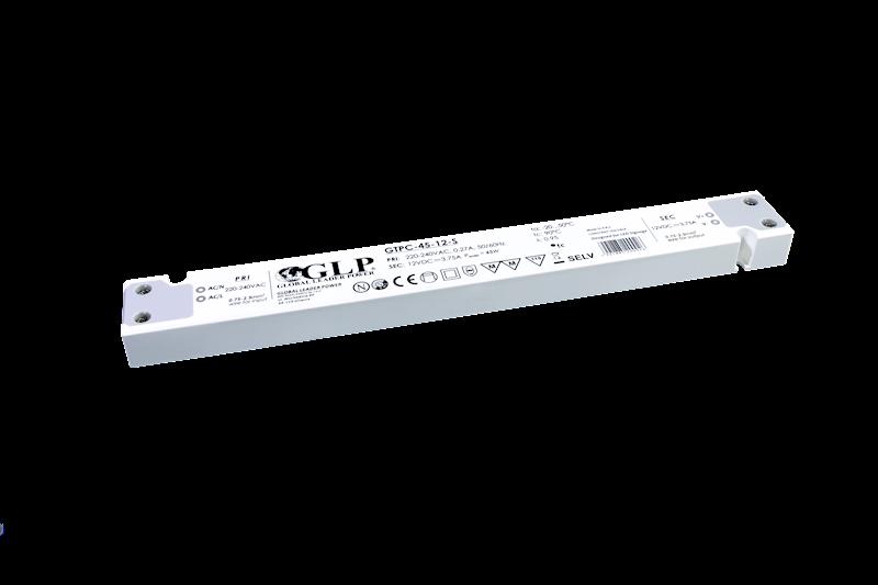 ZASILACZ GLP PSU 12V/3.75A GTPC-45-12-S