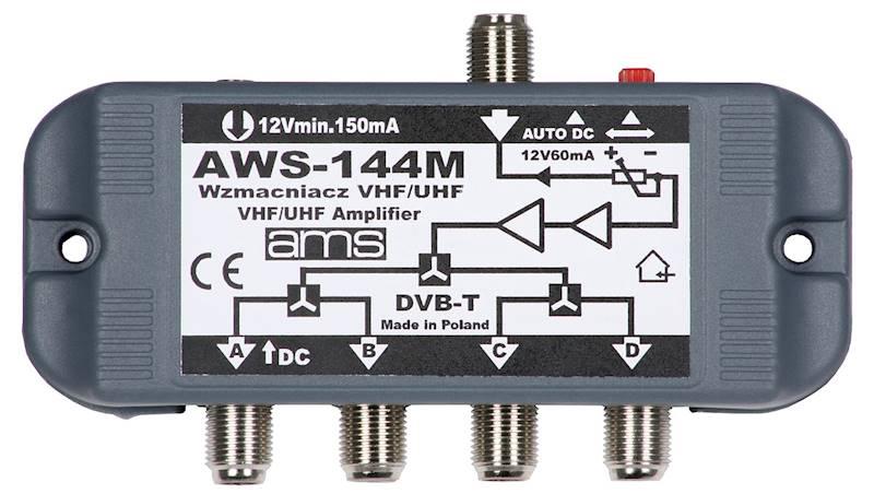 WZMACNIACZ ANTENOWY AWS-144M