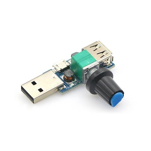 REGULATOR NAPIĘCIA 5V USB