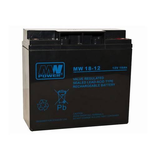 AKUMULATOR AGM 12V/18AH MW 18-12 (T13)