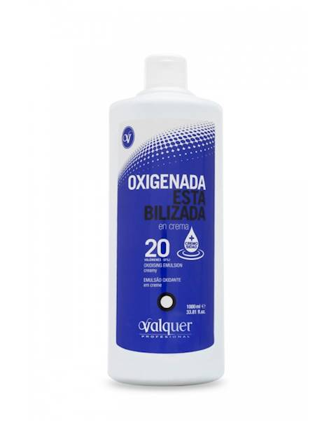 VALQUER Oxydant Oxigenda 20 Vol. 6% 1000 ml