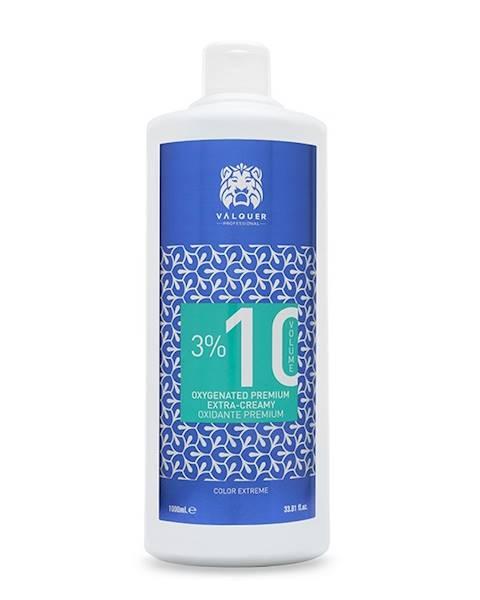 VALQUER Oxydant Oxygenated Prem 10 Vol. 3% 1000 ml