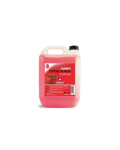VALQUER Szampon Special Strawberry 5000 ml