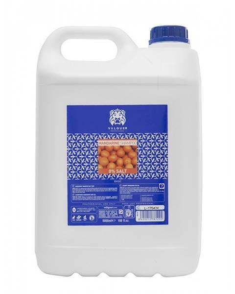 VALQUER Szampon Mandarine Salt Free 5000 ml